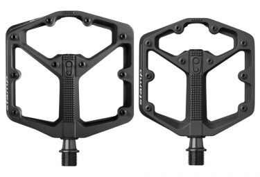 Pair of pedals CRANKBROTHERS STAMP 2 Black