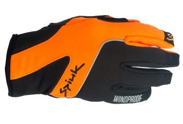 paire de gants spiuk xp orange noir s
