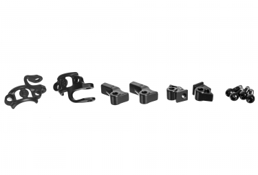 MAGURA SHIFTMIX Collar Fixation Set for SHIMANO I Spec B and II Black