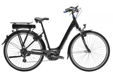 Vélo de Ville Électrique Gitane  e-Salsa Panaché 8V Noir