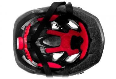 Casque Enfant MET Elfo Noir Rouge