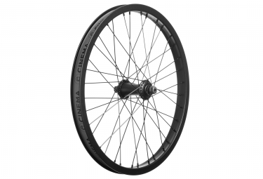 Cinema VX2 with 777 Rims Front Wheel Black
