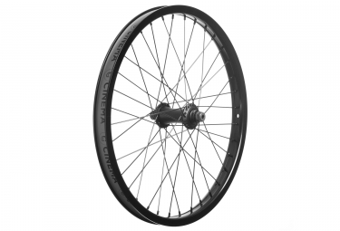 Cinema VX2 with 333 Rims Front Wheel Black