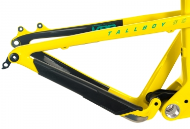 Frameset SANTA CRUZ Tallboy 3 CC Carbon 29''/27.5''+ Boost | Fox Float Factory Kashima 110mm Yellow