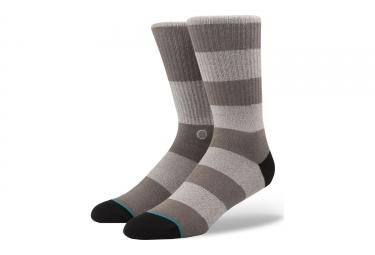 chaussettes stance cadet 2 gris 39 42