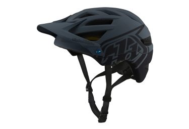 Casque troy lee designs a1 classic mips gris 2018 m l 57 59 cm