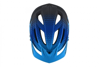 Casque Troy Lee Designs A2 Stardust Mips Bleu Noir 2018
