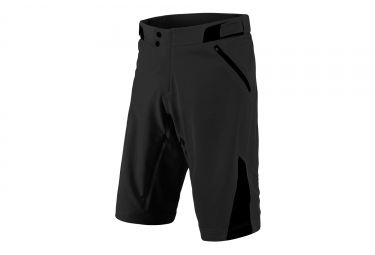 Short troy lee designs ruckus solid noir 2018 36