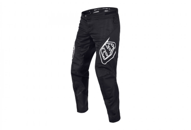 pantalon enfant troy lee designs sprint solid noir 2018 26