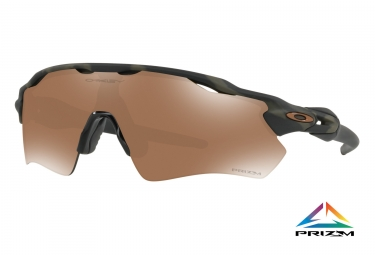 paire de lunettes oakley radar ev path olive camo prizm tungsten ref oo9208 5438