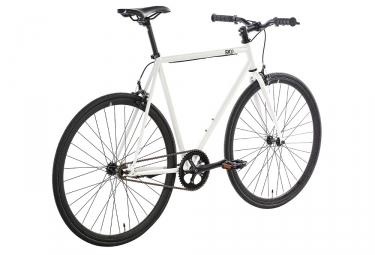 Fixie 6KU Evian 2 Blanc Noir