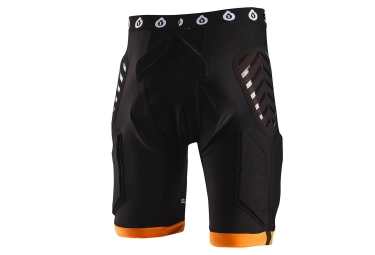 Sous Short 661 SixSixOne Evo Compression Noir