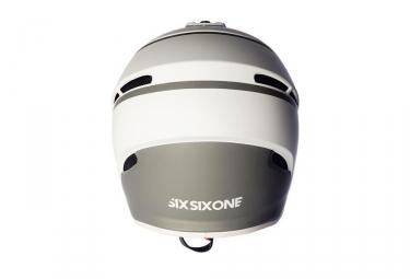 Casque Integral 661 SixSixOne Reset Blanc