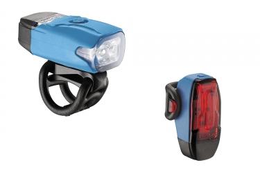 Lezyne KTV-2-Drive Front/Rear Light Blue