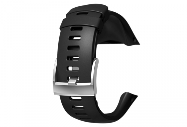 Bracelet suunto spartan trainer wrist hr noir argent
