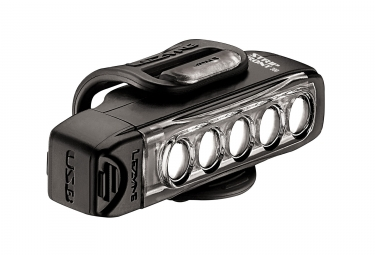 eclairage avant lezyne led strip drive noir