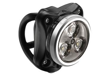 Eclairage avant lezyne led zecto drive 250 lumens noir argent