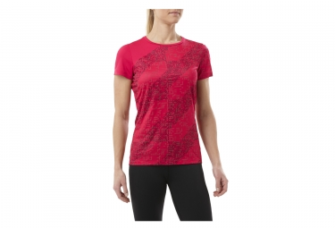 Asics Lite-Show Short Sleeves Top Pink