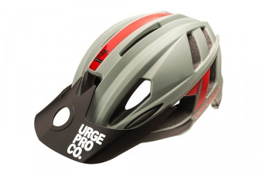 MTB Helmet URGE 2018 TrailHead Grey Red