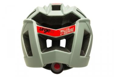 MTB Helmet URGE 2018 TrailHead Grey Red