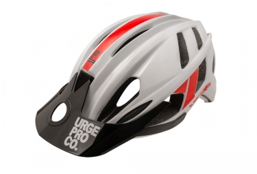 MTB Helmet URGE 2018 TrailHead White Red