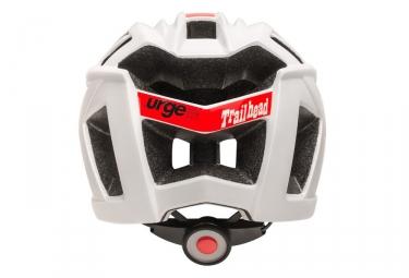 MTB Helmet URGE 2018 TrailHead White Red