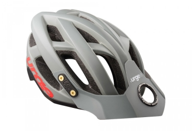 MTB Helmet URGE 2018 SeriAll Grey Red