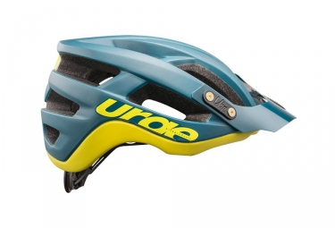 MTB Helmet URGE 2018 SeriAll Blue Yellow