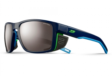 Julbo Shield Spectron 4 Sunglasses Blue - Grey