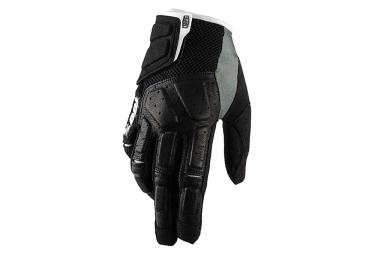 paire de gants longs 100 simi noir s