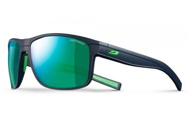 paire de lunettes julbo renegade spectron 3 noir vert