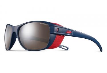 paire de lunettes julbo camino spectron 4 bleu gris