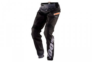 100% R-Core DH Pants Black/Grey