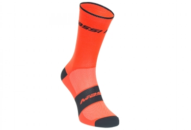 paire de chaussettes massi supra orange 38 41