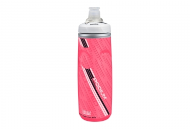 bidon camelbak podium chill 0 6 l rose