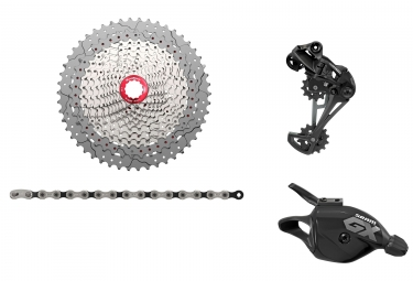 Group GX Eagle with cassette Cassette 12S Silver