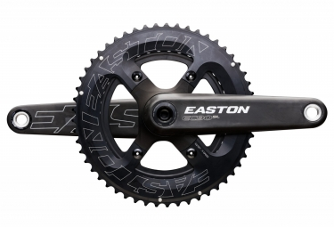 Pédalier Easton EC90SL Carbon Cinch 52/36 dents Noir