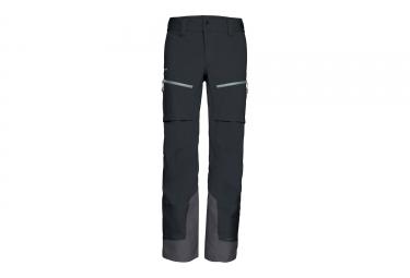 Pantalon Imperméable Vaude Back Bowl Noir