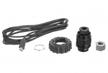 Manivelles avec Capteur de Puissance Easton EC90SL Carbon Cinch Noir