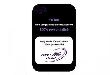 Programme d entrainement 100 personnalise 10 km