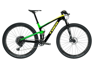 vtt tout suspendu trek 2018 top fuel 9 8 sl 29 project one sram gx eagle 12v noir ve
