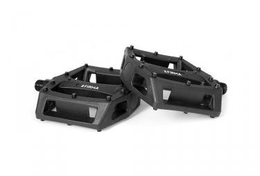 pedales firma nylon noir