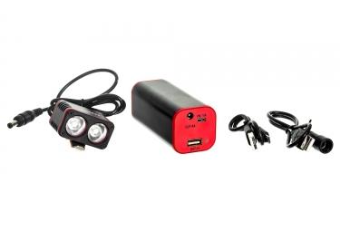 Eclairage Avant MSC Light Double Focus 2 1600 Lumens