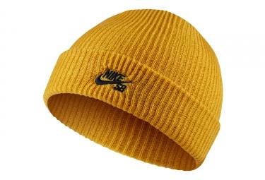 bonnet nike sb fisherman jaune