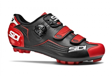 MTB Shoes SIDI 2018 Trace Black Red