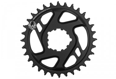 Sram X-SYNC 2 GX Eagle Montaje directo Plato Boost 3mm Offset 12 Speed ??Negro