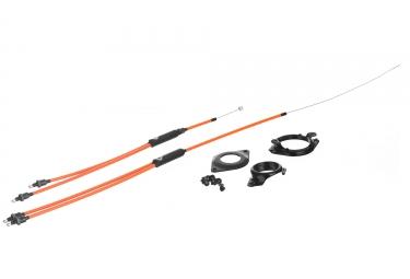 Kit Rotor Vocal BMX Retro Orange