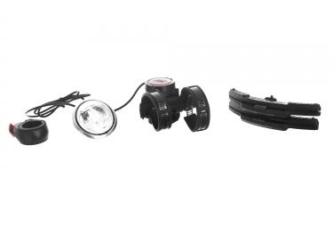 Reelight SL550 Front Light Black