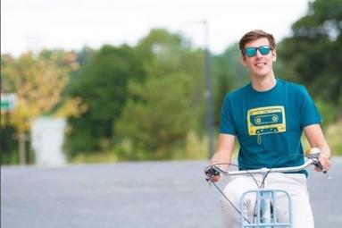 T-Shirt LB Tape Vert