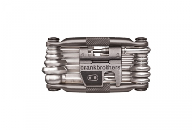 CRANKBROTHERS Multi-Tools M19 19 functions Grey